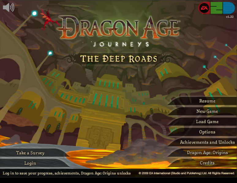 Dragon Age Bioware Video Games Rpg Fantasy Art: Bioware Dragon Age: Journeys