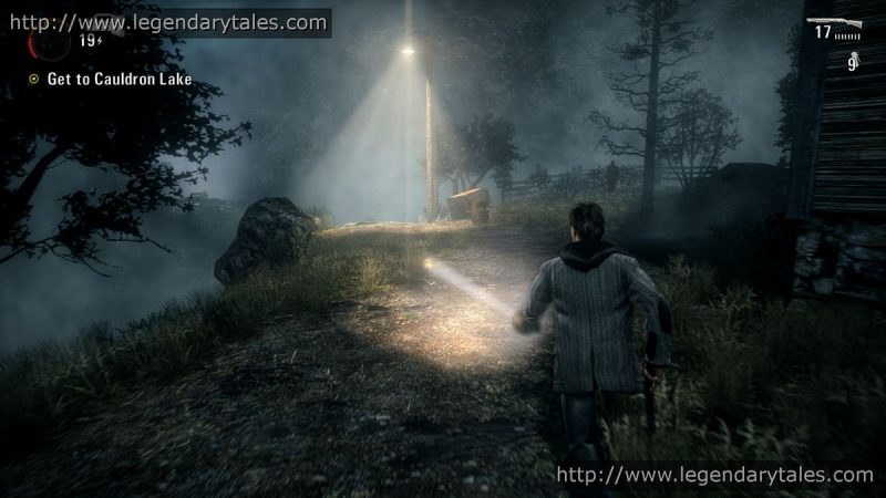 Alan Wake PC Screenshots